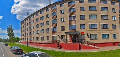 Панорама общежитие — Общежитие № 1 Минский завод колесных тягачей — Минск, фото №1