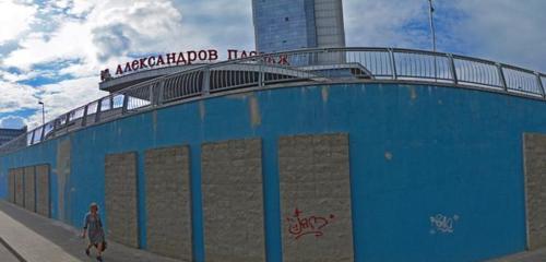 Панорама банк — Белгазпромбанк — Минск, фото №1