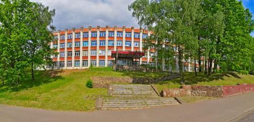 Панорама общежитие — Государственного Высшего Авиационного Колледжа, Общежитие № 2 — Минск, фото №1