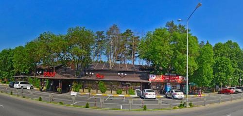 Панорама кафе — Очаг — Минская область, фото №1