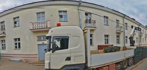 Панорама общежитие — Минский автомобильный завод Общежитие № 2 — Минск, фото №1