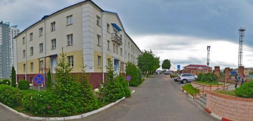 Панорама общежитие — Общежитие РУП БелТЭИ — Минск, фото №1