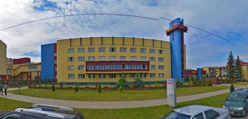 Панорама общежитие — Общежитие казарменного типа Университета гражданской защиты МЧС Республики Беларусь — Минск, фото №1
