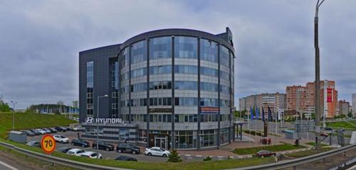 Панорама автосалон — Хёндэ центр Уручье — Минск, фото №1