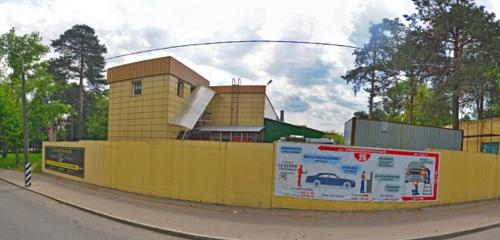 Панорама металлоконструкции — Минскпромстрой, филиал УПТК — Минск, фото №1
