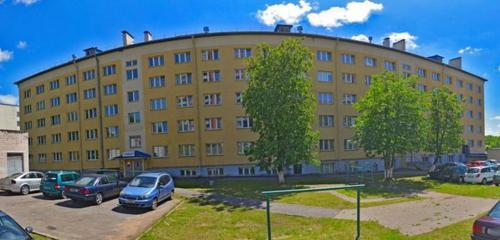 Панорама общежитие — Общежитие № 10 МАЗ — Минск, фото №1