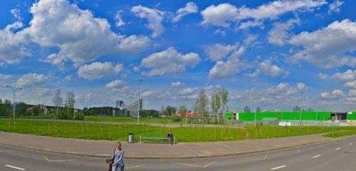 Панорама автовокзал, автостанция — ЖК Магистр — Минск, фото №1