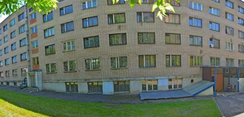 Панорама общежитие — Общежитие № 8 МАЗ — Минск, фото №1