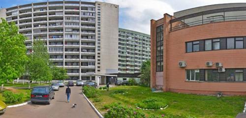 Панорама общежитие — Общежитие № 3 ПРУП Минский Моторный завод — Минск, фото №1