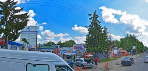 Панорама строительный рынок — Строительный рынок — Минск, фото №1