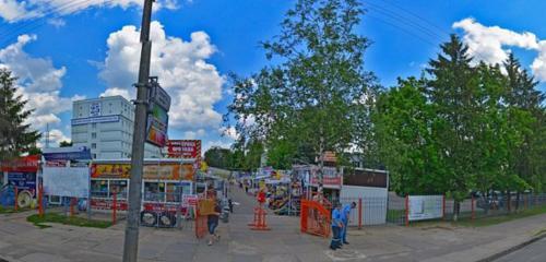 Панорама строительный рынок — Ростэм — Минск, фото №1