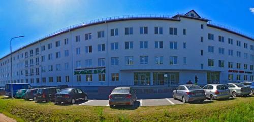 Панорама строительный магазин — Экабуд. бел — Минская область, фото №1