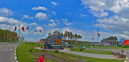 Панорама природа — Великий камень — Минская область, фото №1