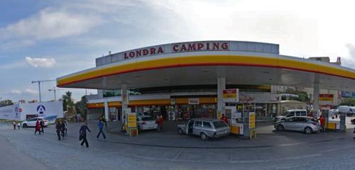 Panorama benzin istasyonu — Shell — Bakırköy, foto №%ccount%