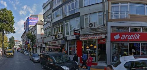 Panorama fast food — Burger Club — Bakırköy, foto №%ccount%