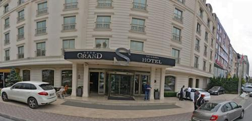Panorama otel — Grand S Hotel — Esenler, foto №%ccount%