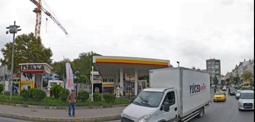Panorama benzin istasyonu — Shell - Mustafa Vedat Akgün Petrol — Bayrampaşa, foto №%ccount%