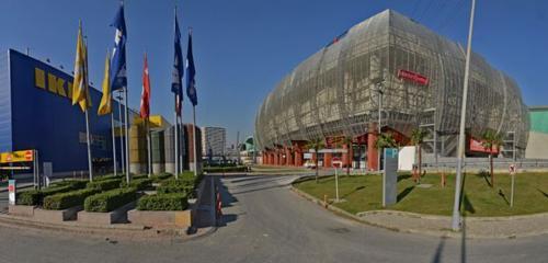Panorama restoran — IKEA Restaurant & Cafe — Bayrampaşa, foto №%ccount%