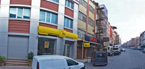 Panorama postahane, ptt — PTT - Terazidere Şubesi — Bayrampaşa, foto №%ccount%