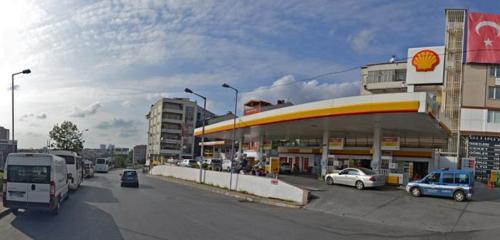 Panorama benzin istasyonları — Shell - Kongu Petrol — Bayrampaşa, photo 1