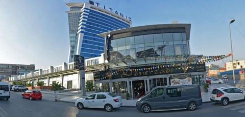Panorama dans salonları ve dans pistleri — Titanik Otel Fitnness — Bayrampaşa, photo 1