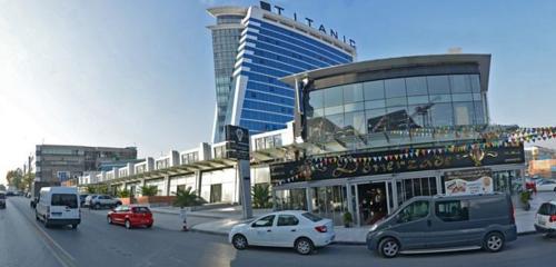 Panorama restoran — Netto Cafe Restaurant — Bayrampaşa, photo 1