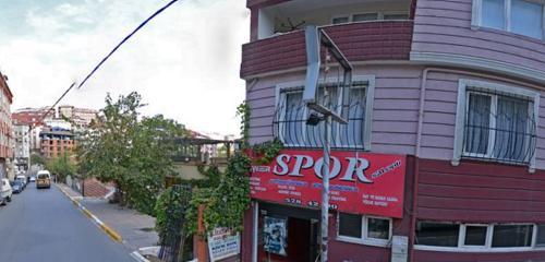 Panorama workout center — Power Guzellik ve Spor Merkezi — Eyupsultan, photo 1