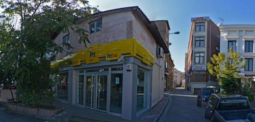Panorama postahane, ptt — Ptt - Kaleiçi Şubesi — Fatih, foto №%ccount%