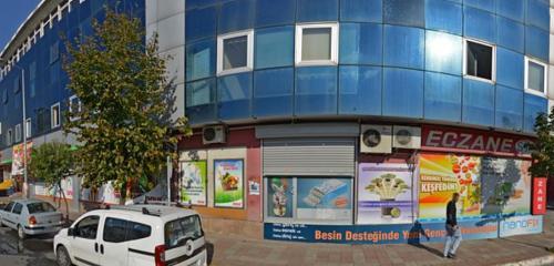 Panorama workout center — Eyüpspor Boks Akademi — Eyupsultan, photo 1