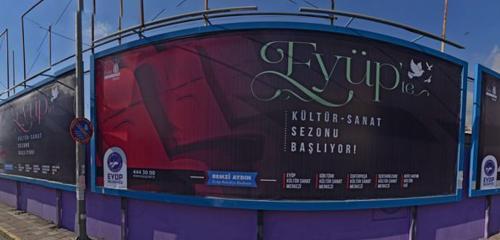 Panorama stadium — Eyüp Stadyumu — Eyupsultan, photo 1