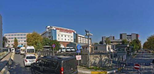 Panorama hastaneler — 29 Mayıs Hastanesi Cafeteryası — Fatih, foto №%ccount%