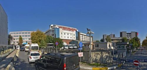 Panorama hastaneler — Haseki Eğitim ve Araştırma Hastanesi 29 Mayıs Ek Hizmet Binası — Fatih, photo 1