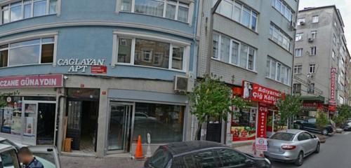 Panorama fast food — Meshur Adıyaman Çiğ Köftecisi Ömer Aybak — Fatih, photo 1