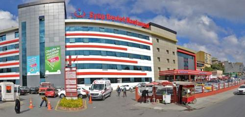 Panorama hospital — Eyüp Devlet Hastanesi Psikiyatri Polikliniği — Eyupsultan, photo 1