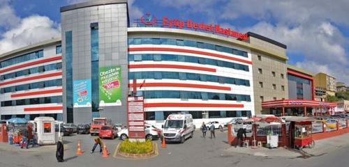 Panorama hospital — Eyüp State Hospital — Eyupsultan, photo 1