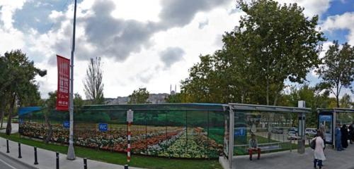 Panorama hospital — Eyüpsultan Devlet Hastanesi Tramvay İstasyonu — Eyupsultan, photo 1