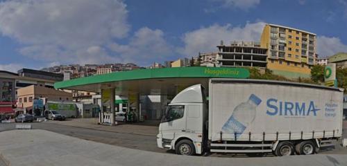 Panorama gas station — BP — Eyupsultan, photo 1