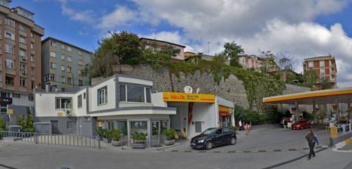 Panorama gas station — Shell — Eyupsultan, photo 1