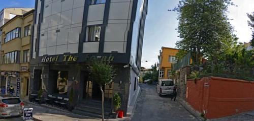 Panorama otel — The Ferah Hotel — Fatih, foto №%ccount%