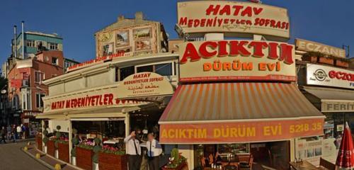 Panorama restoran — Hatay Medeniyetler Sofrası — Fatih, photo 1