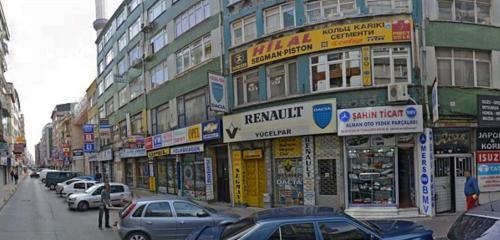 Panorama otomobil yedek parçaları — Şahin Ticaret — Fatih, foto №%ccount%