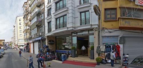 Panorama otel — The Port Hotel — Fatih, foto №%ccount%
