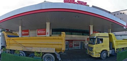 Panorama gas station — Aytemiz — Kagithane, photo 1