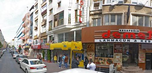 Panorama otel — Hamitbey Hotel Prestige — Fatih, foto №%ccount%