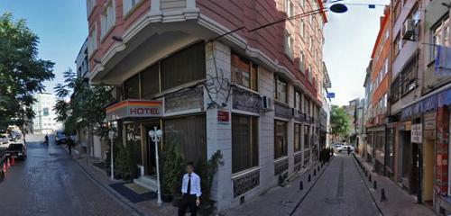 Panorama otel — Kaya Madrid Hotel — Fatih, foto №%ccount%