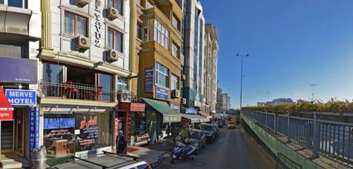 Panorama otel — Hotel Yavuz — Fatih, foto №%ccount%