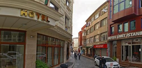Panorama otel — The City Port Hotel — Fatih, foto №%ccount%