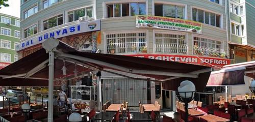 Panorama restoran — İsmet Bahçevan Sofrası — Fatih, foto №%ccount%