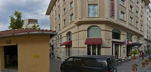 Panorama otel — Holiday Inn Istanbul - Old City — Fatih, photo 1