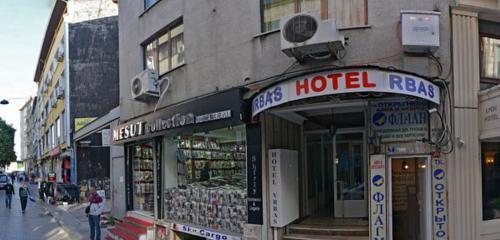 Panorama otel — Lyon Hotel — Fatih, foto №%ccount%